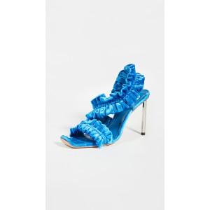 Velvet Curtain Allen Sandals