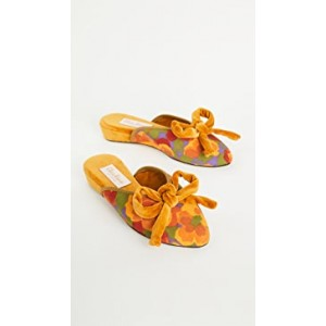 Daphne Bow Slippers