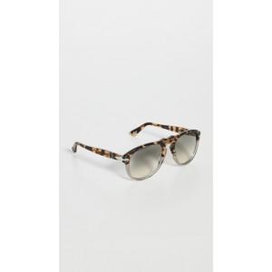 PO0649 Rounded Sunglasses