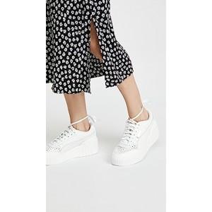 Cali Wedge Charlotte Sneakers