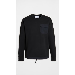 Midweight Terry Relaxed Sweatshirt