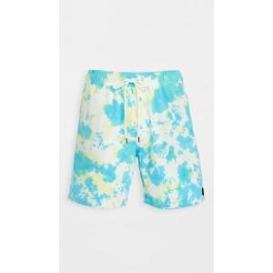 Manaic Elastic Shorts