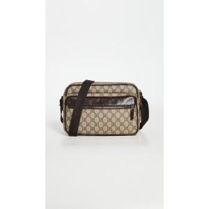 Gucci Vintage Zip Camera Bag