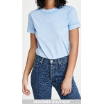 T-Shirt Overprinted Color Shirt