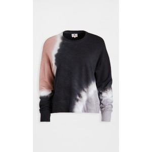 Terry Dye Sweatshirt