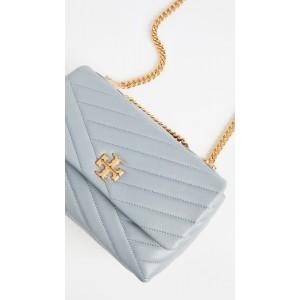Kira Chevron Small Convertible Shoulder Bag