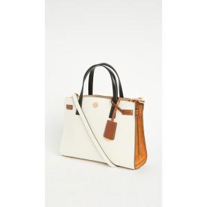 Walker Colorblock Small Satchel Bag