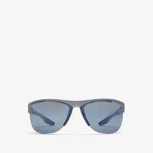 Prada Linea Rossa 0PS 17US Dark Grey Rubber/Grey Mirror Silver