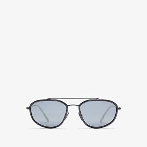 Burberry 0BE3106 Matte Black/Light Grey Mirror Black