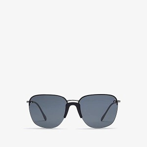 Prada 0PS 53US Gunmetal/Grey