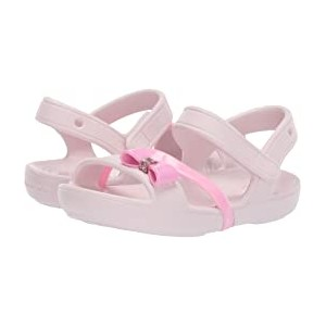 Lina Charm Sandal (Toddler/Little Kid) Barely Pink