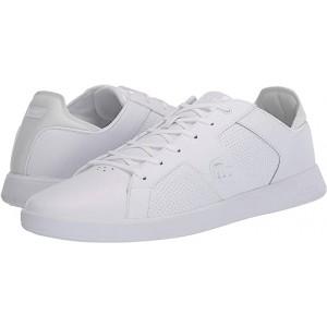 Lacoste Novas 120 3 White/White