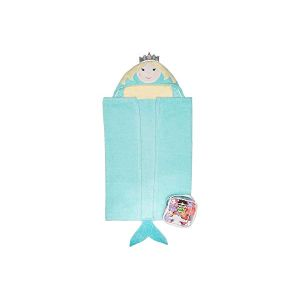 Mermaid Bath Wrap and Squirtie Set (Infant)