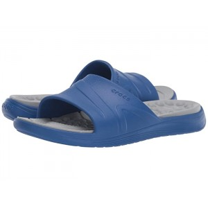 Reviva Slide Blue Jean/Light Grey