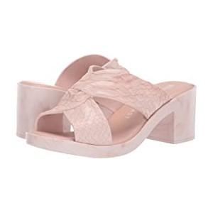 Python Heel + Baja East Light Pink Mixed