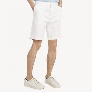 Tommy Hilfiger Chino Shorts Bright White