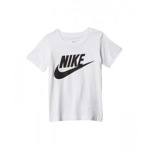 Nike Kids Short Sleeve Graphic T-Shirt (Toddler) White
