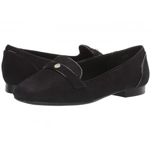 Idris Black Leather