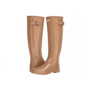 Original Refined Gloss Rain Boots Tawny