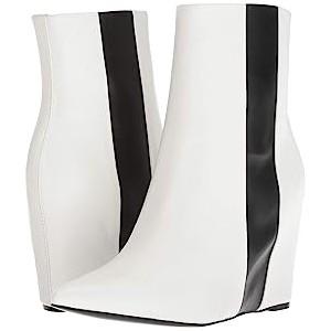 Yvania Platinum White Cow Silk