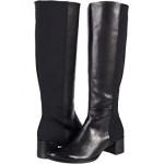 ECCO Shape 35 Block Tall Boot Black/Black