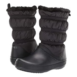Crocband Winter Boot Black/Black