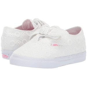 Authentic Knotted (Infant/Toddler) Lace Chambray True White/True White