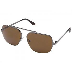KC2860 Shiny Gumetal/Brown