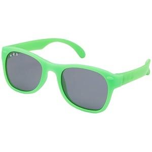 Bright Green Flexible Sunglasses (Junior)