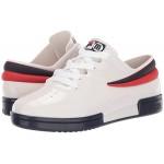 Melissa Shoes x Fila Sneaker Blue/Red