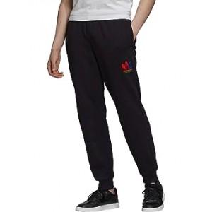 3-D Trefoil Sweatpants