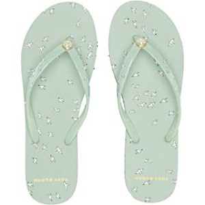 Printed Thin Flip-Flop Mint Early Bird