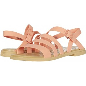 Crocs Tulum Sandal Grapefruit/Tan