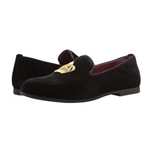 Crown Loafer (Little Kid/Big Kid) Black
