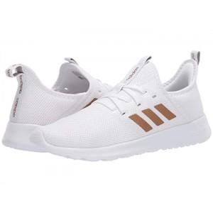 Cloudfoam Pure Footwear White/Tactile Gold Metallic/Metal Grey