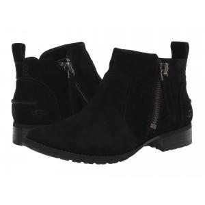 Aureo Boot Black Suede