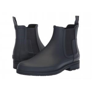 Original Refined Dark Sole Chelsea Boots Navy