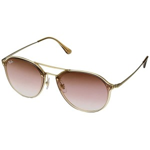 Ray-Ban RB4292N Blaze Double Bridge 62mm Bordeaux Gradient/Anti-Reflective