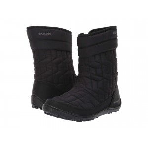 Mission Creek Slip Waterproof Black