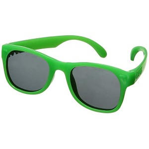 Bright Green Flexible Sunglasses (Baby)