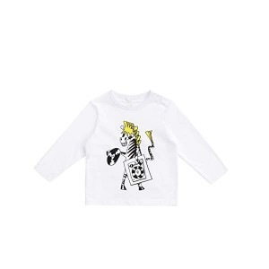 Long Sleeve Tee with Record Zebra (Infant)