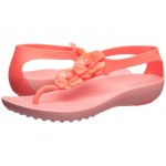 Serena Embellish Flip Bright Coral/Melon