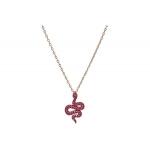 Leslie Pendant Necklace