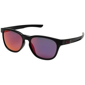 Oakley Stringer Matte Black/Ruby Iridium