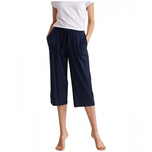 Natural Skin Roux Organic Cotton/Modal Cropped Pants