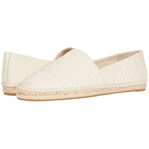 Quilted Flat Espadrille