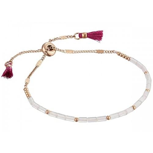 파슬 Beaded Live Well Bracelet