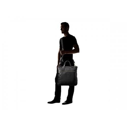 파슬 Fossil Haskell Northu002FSouth Workbag Black