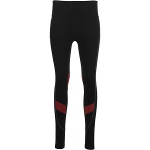 The First Mile Eclipse Tights Puma Black/Burnt Russet