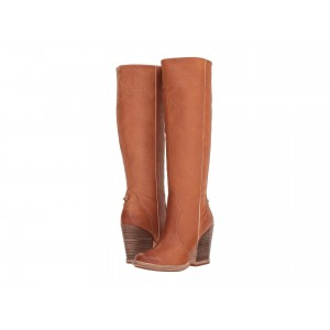 Marge Tall Slouch Boot Tan
